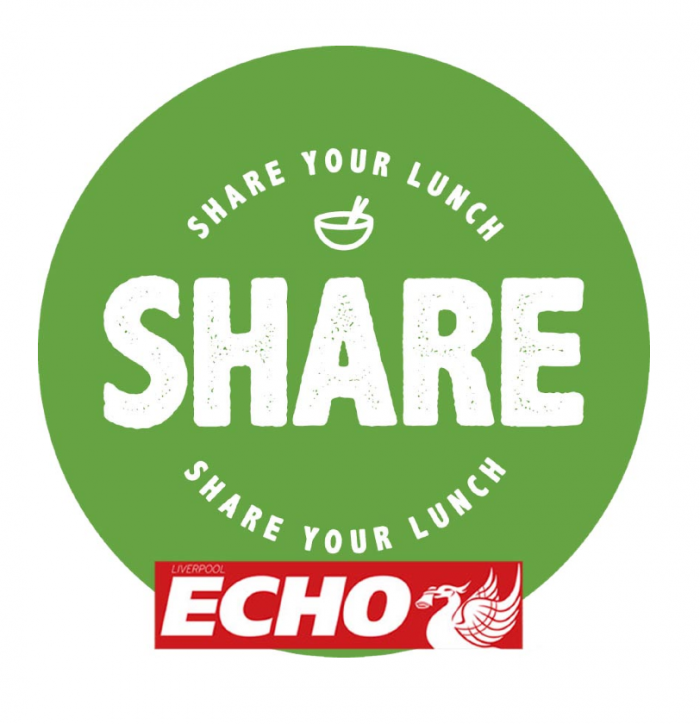 Share Your lunch logo